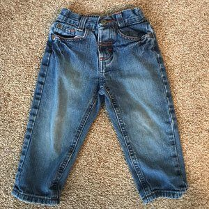 Toddler Wrangler Jeans Co. Jeans 18M